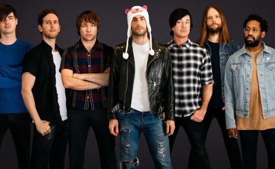 Maroon 5 phát hành album mới