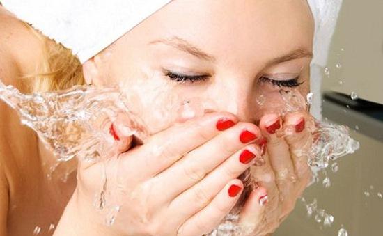 Cách rửa mặt tốt cho da