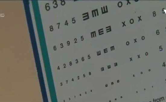 Kiểm tra thị lực trực tuyến - Bạn thử chưa?