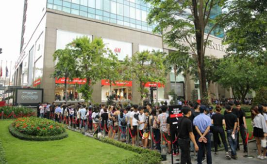 Nguồn cung mặt bằng bán lẻ Việt Nam sắp tới sẽ lập kỷ lục