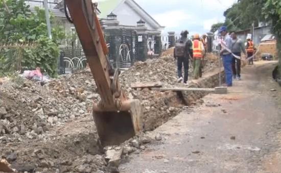 Người dân Đà Lạt lo lắng chất lượng hoàn nguyên các mặt đường sau thi công