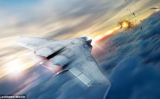 Mỹ lên kế hoạch trang bị vũ khí laser cho máy bay chiến đấu