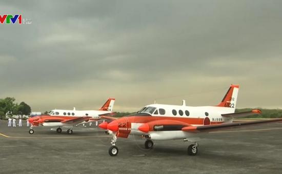 Philippines tiếp nhận máy bay huấn luyện của Nhật Bản