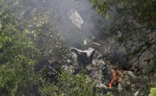 Rơi máy bay ở Nhật Bản, 2 người thiệt mạng