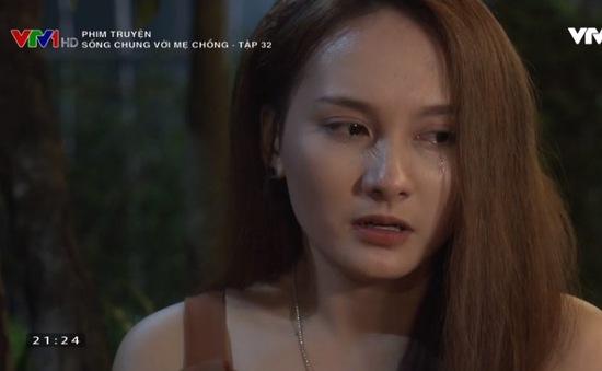 Sống chung với mẹ chồng - Tập 32: Sợ một lần nữa rơi vào cơn ác mộng, Vân (Bảo Thanh) từ chối lời cầu hôn của Sơn (Việt Anh)