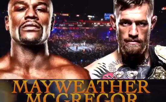 McGregor và sự tự tin trước trận đấu với Mayweather