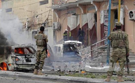 Đánh bom liều chết tại Somalia, ít nhất 17 người bị thương