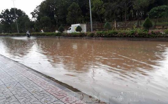 Bình Phước: Mưa to kèm lốc xoáy gây thiệt hại nghiêm trọng