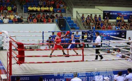 Khai mạc giải vô địch Boxing trẻ toàn quốc năm 2017