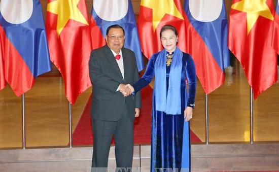 Việt Nam, Lào tăng cường hợp tác giữa các cơ quan lập pháp