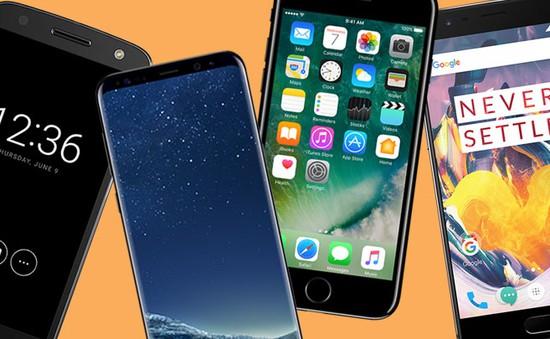 Đâu là smartphone bán chạy nhất nước Mỹ?