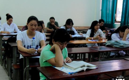 Thi THPT Quốc gia 2017: 37 thí sinh bị đình chỉ trong môn thi Ngữ Văn
