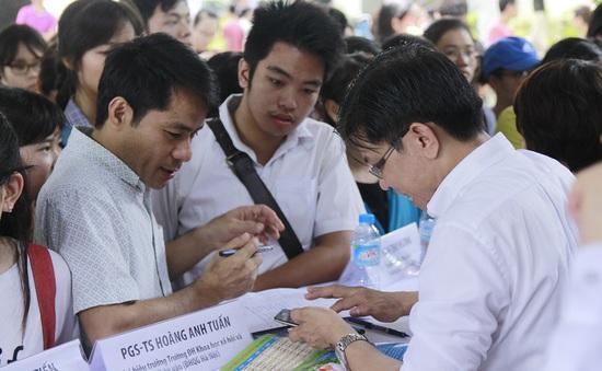 56 trường đại học miền Bắc họp bàn công bố điểm chuẩn