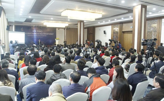 Toàn cảnh Hội thảo Xu hướng phát triển của truyền hình và Internet trên thế giới