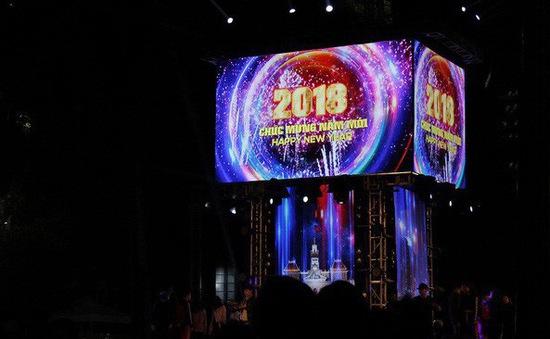 """Đếm ngược đón năm mới 2018 cùng """"Vũ khúc ánh sáng"""""""