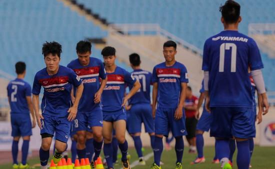 SEA Games 29: U22 Việt Nam và mục tiêu của chuyến tập huấn tại Hàn Quốc