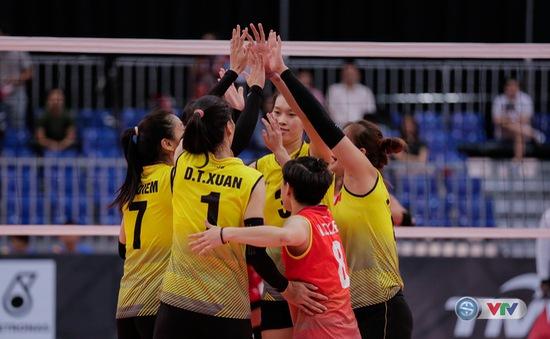 SEA Games 29: ĐT bóng chuyền nữ Việt Nam gặp ĐT nữ Indonesia tại bán kết