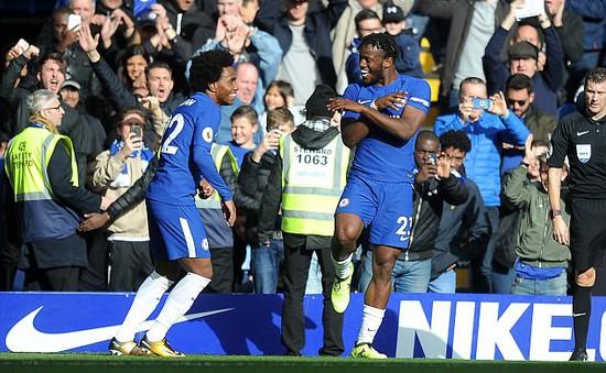 """HLV Conte hứa cho """"siêu dự bị"""" Chelsea một xuất đá chính"""