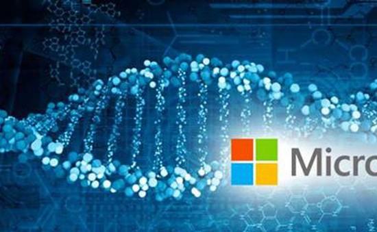 Microsoft hướng tới sử dụng ADN để lưu trữ dữ liệu