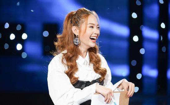 Minh Hằng làm giám khảo khách mời trong CK Vietnam Idol Kids