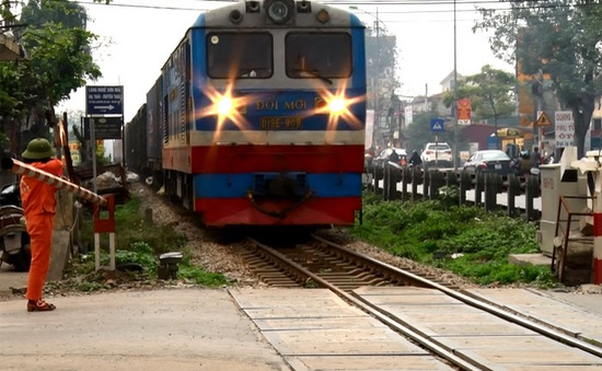 Cải tạo hạ tầng giúp hạn chế tai nạn đường sắt