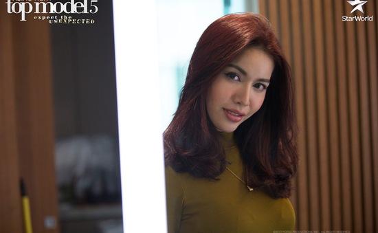 """Minh Tú tự nhận là """"thánh xỉu"""" ở Asia's Next Top Model"""