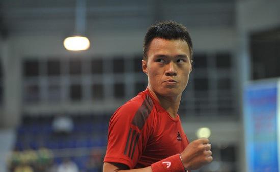 Minh Tuấn xuất sắc vô địch đơn nam giải quần vợt các cây vợt xuất sắc 2017