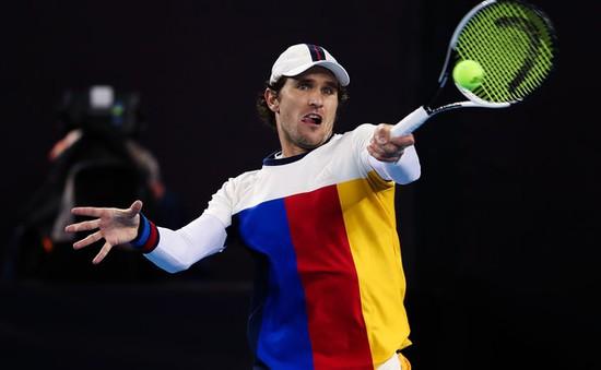 Quần vợt Trung Quốc mở rộng 2017: Bautista Agut và M.Zverev đi tiếp
