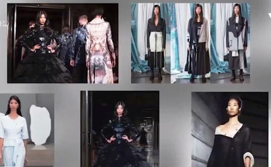 Dấu ấn của các người mẫu Việt trên sàn diễn thời trang thế giới