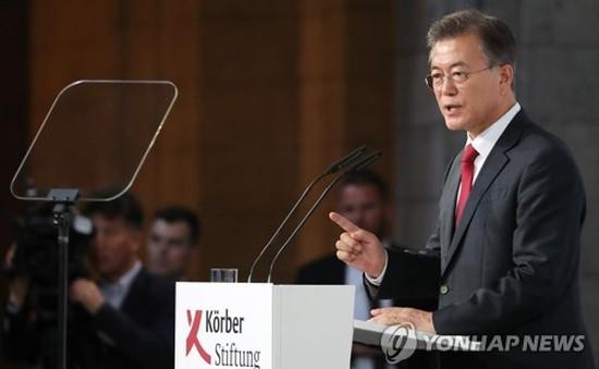 Hàn Quốc đề nghị đàm phán quân sự liên Triều