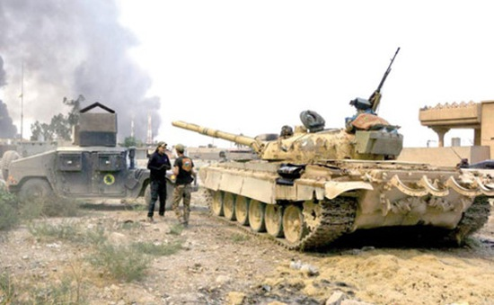Iraq giải phóng Mosul