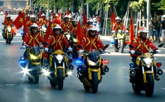 Một ngày cùng đội moto thể thao TP.Hồ Chí Minh