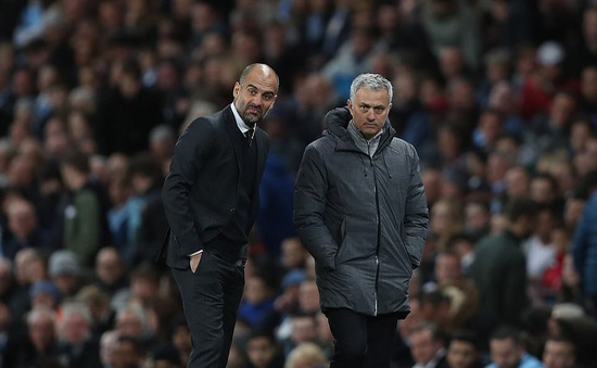Mourinho được Man Utd lựa chọn chỉ vì Pep Guardiola!