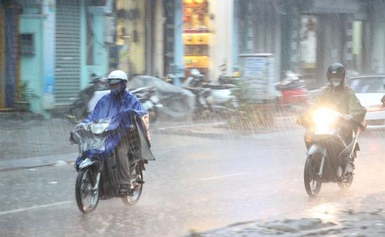 Từ 7/8, mưa lớn diện rộng ở các tỉnh Bắc Bộ sẽ chấm dứt hoàn toàn