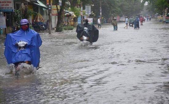Bắc Bộ, Bắc Trung Bộ tiếp diễn mưa to, cảnh báo một đợt lũ