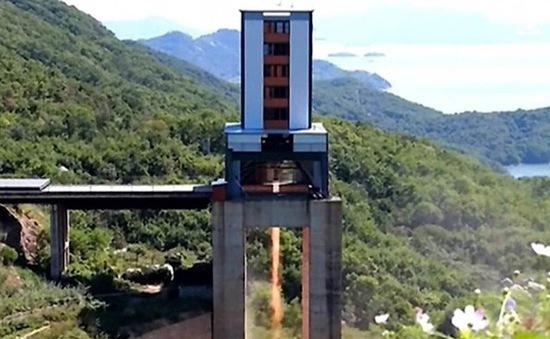 Mỹ: Triều Tiên có khả năng tự sản xuất động cơ tên lửa