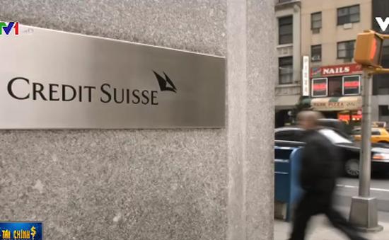 Mỹ phạt Credit Suisse 135 triệu USD