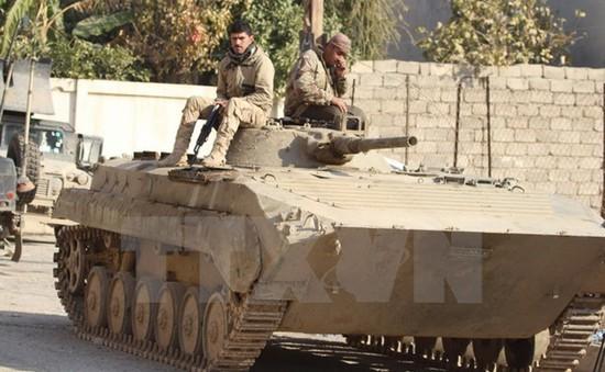 NATO dạy binh sĩ Iraq cách phá bom của IS