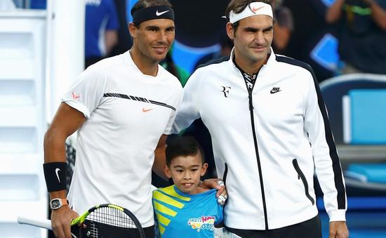 """Federer và Nadal sát cánh """"chống lại"""" cả thế giới"""