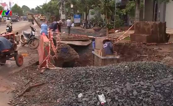 Nâng cấp đường Hồ Chí Minh làm mất an toàn giao thông
