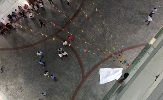 Nam sinh tử vong bất thường trong khuôn viên Đại học Hutech, TP.HCM