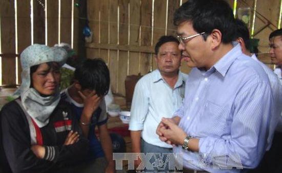 Nạn nhân bị thương nặng trong vụ nổ ở Khánh Hòa đã tỉnh táo