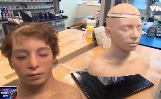 Áp dụng công nghệ Hollywood cho bộ mô phỏng phẫu thuật não 3D