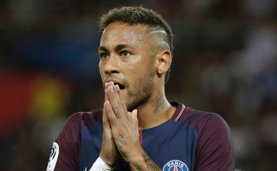 Neymar dính án phạt lơ lửng cách 2 vòng đấu tới