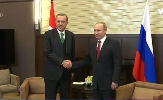 Phục hồi quan hệ ngoại giao Nga và Thổ Nhĩ Kỳ