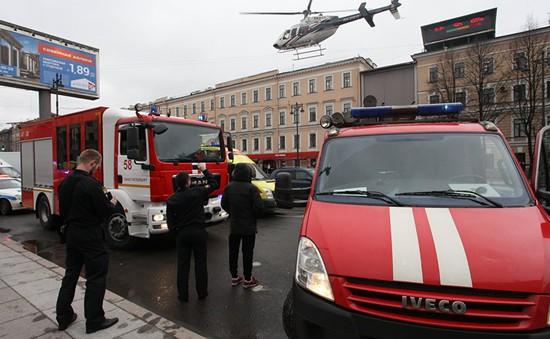 Nga thành lập đội phản ứng nhanh bảo vệ tàu điện ngầm
