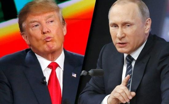 Căng thẳng Nga - Mỹ gia tăng