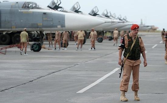 Nga triển khai quân tới vùng an toàn ở Syria