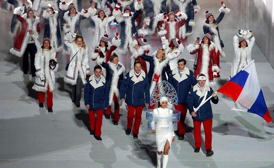 Đoàn thể thao Nga bị cấm dự Olympic mùa đông 2018