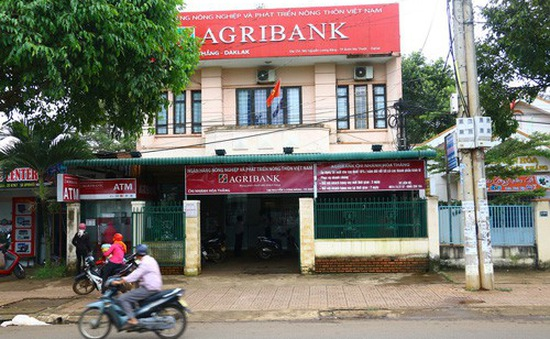 Đắk Lắk: Vụ nổ súng ở Ngân hàng Agribank Hòa Thắng không gây thương vong